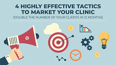 4 marketing tactics for veterinary clinics