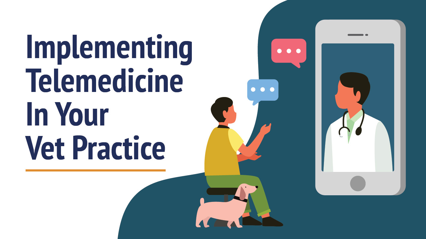 telemedicine implementation for veterinary practices