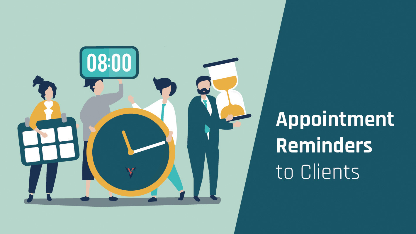 appointment reminders to clients best practices for veterinarians