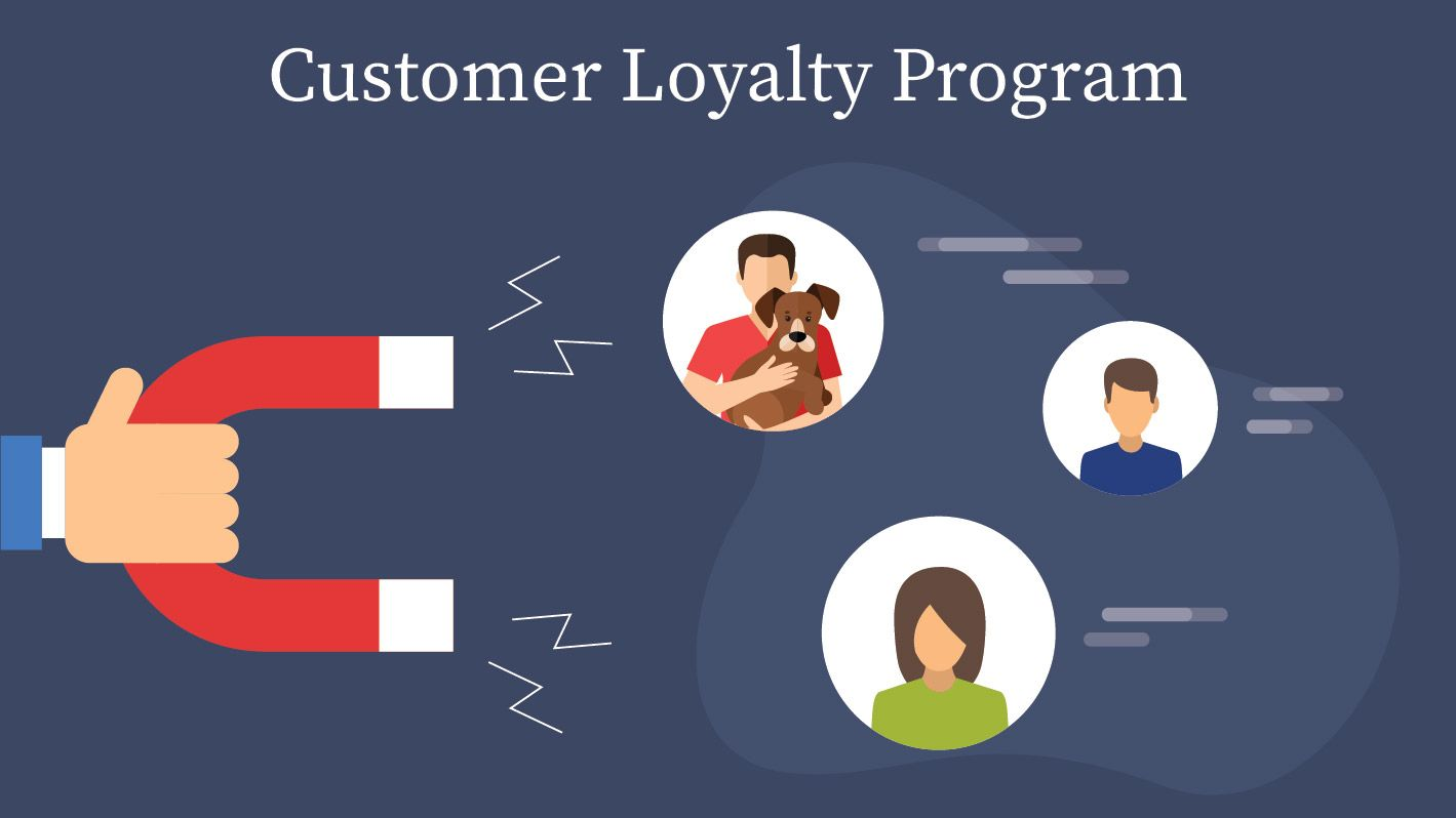 Customer Loyalty is Priceless. Earn it with VETport.
