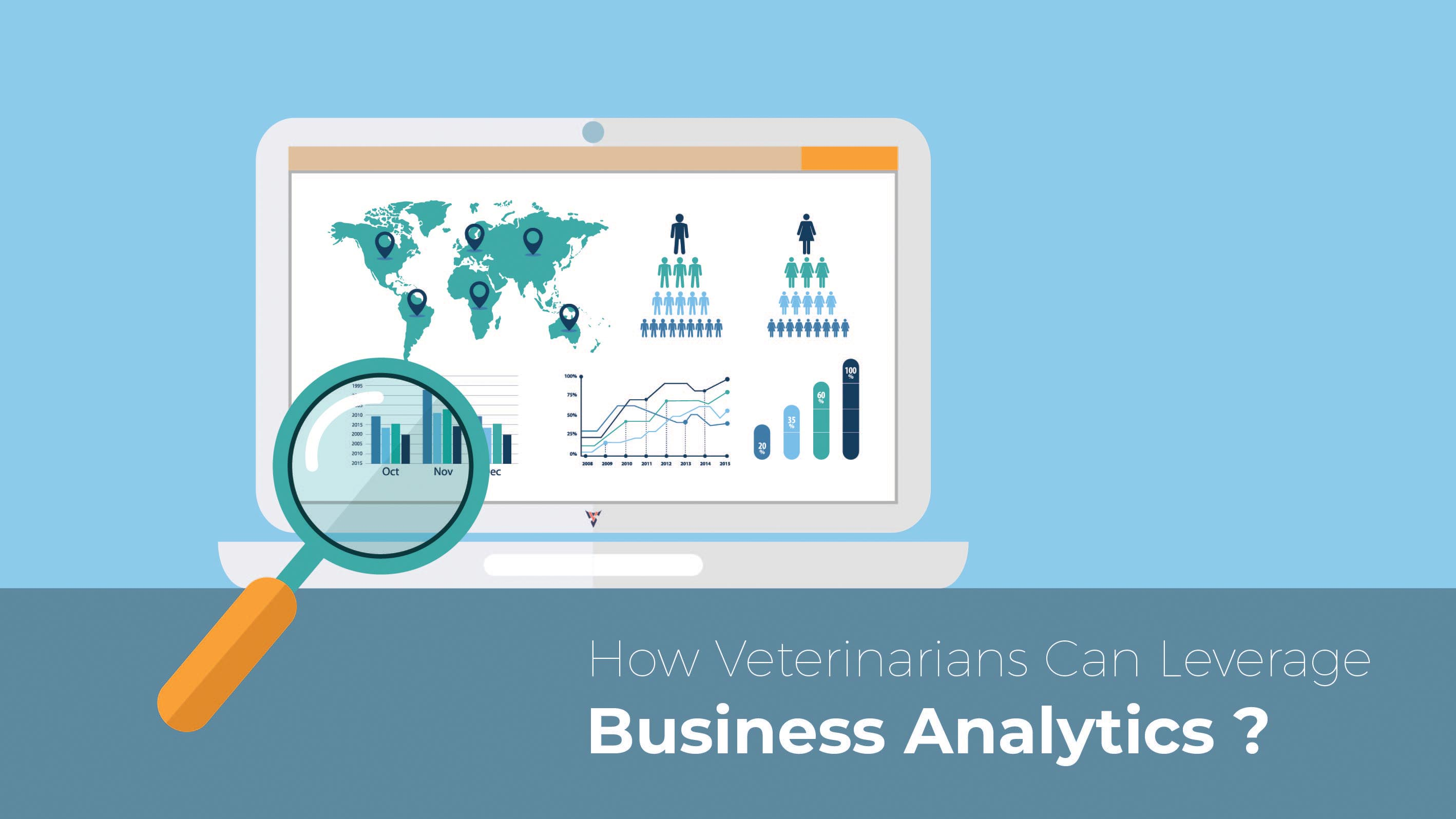how veterinarians can leverage business analytics