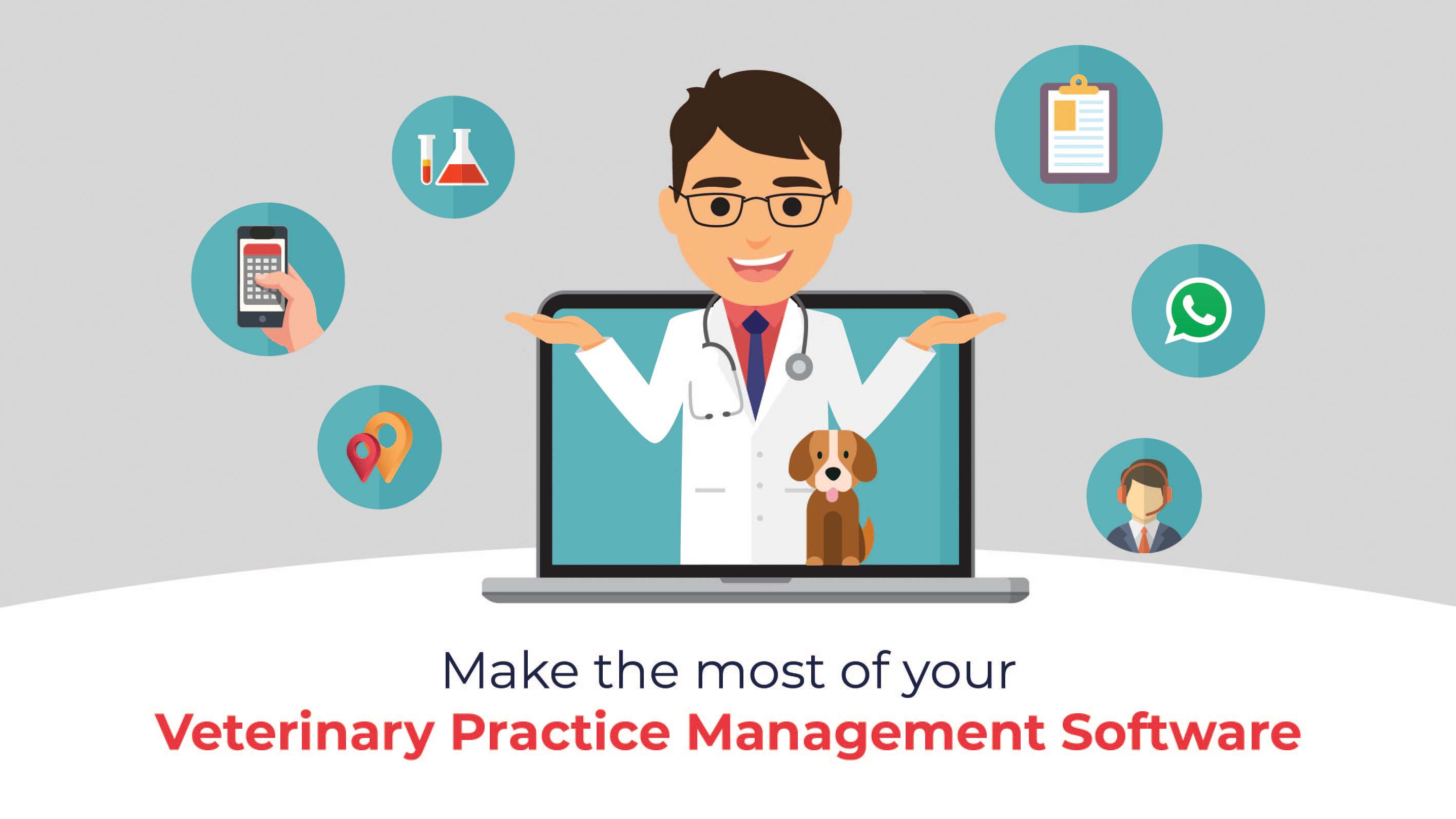 Make The Most Of Your Veterinary Software