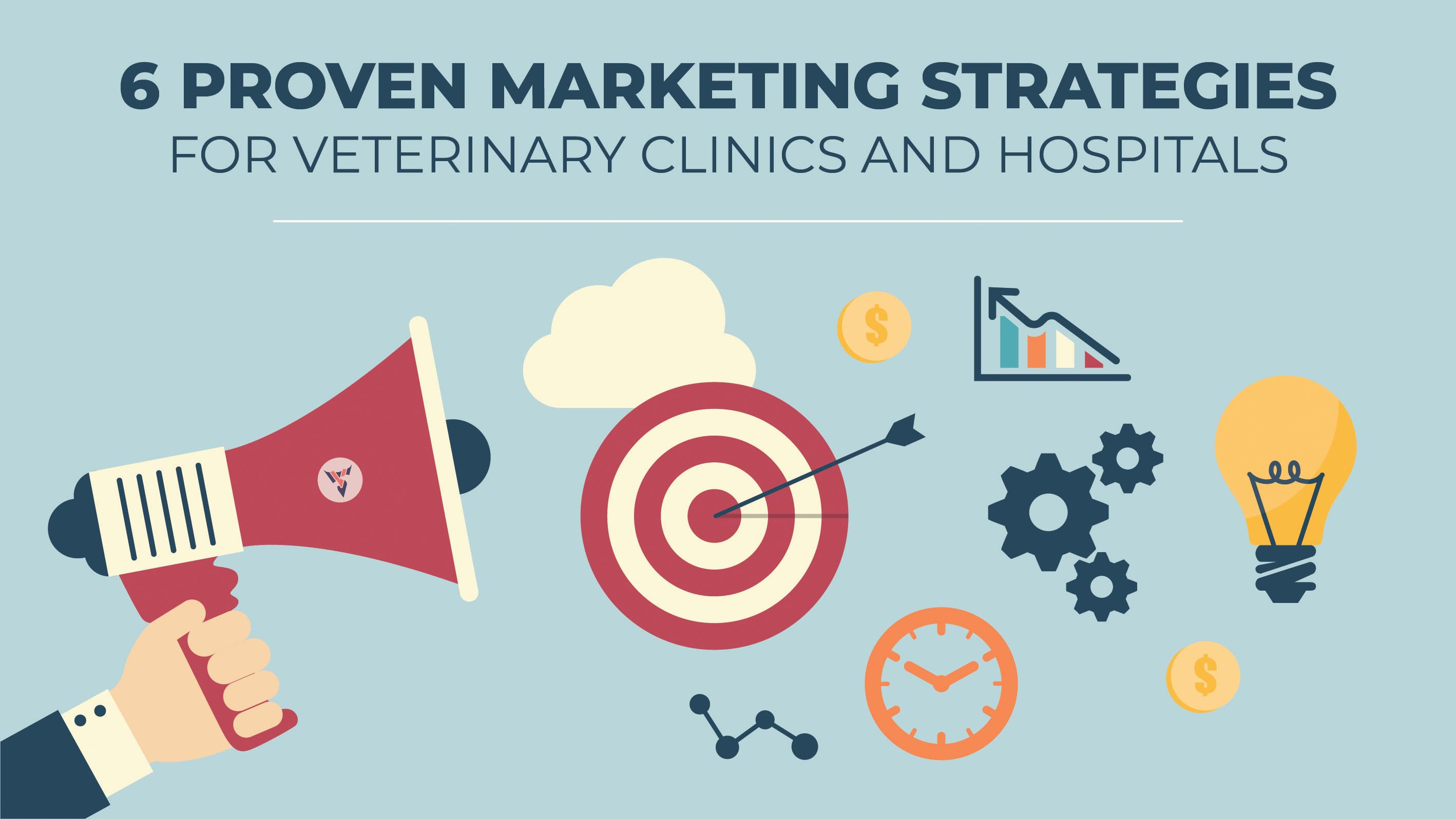 marketing strategies for veterinary clinics
