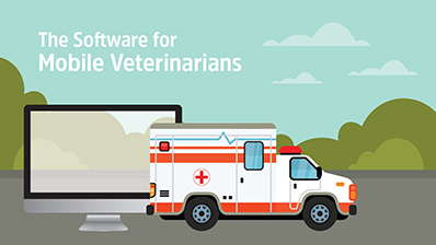 The software that mobile veterinarians should look for
