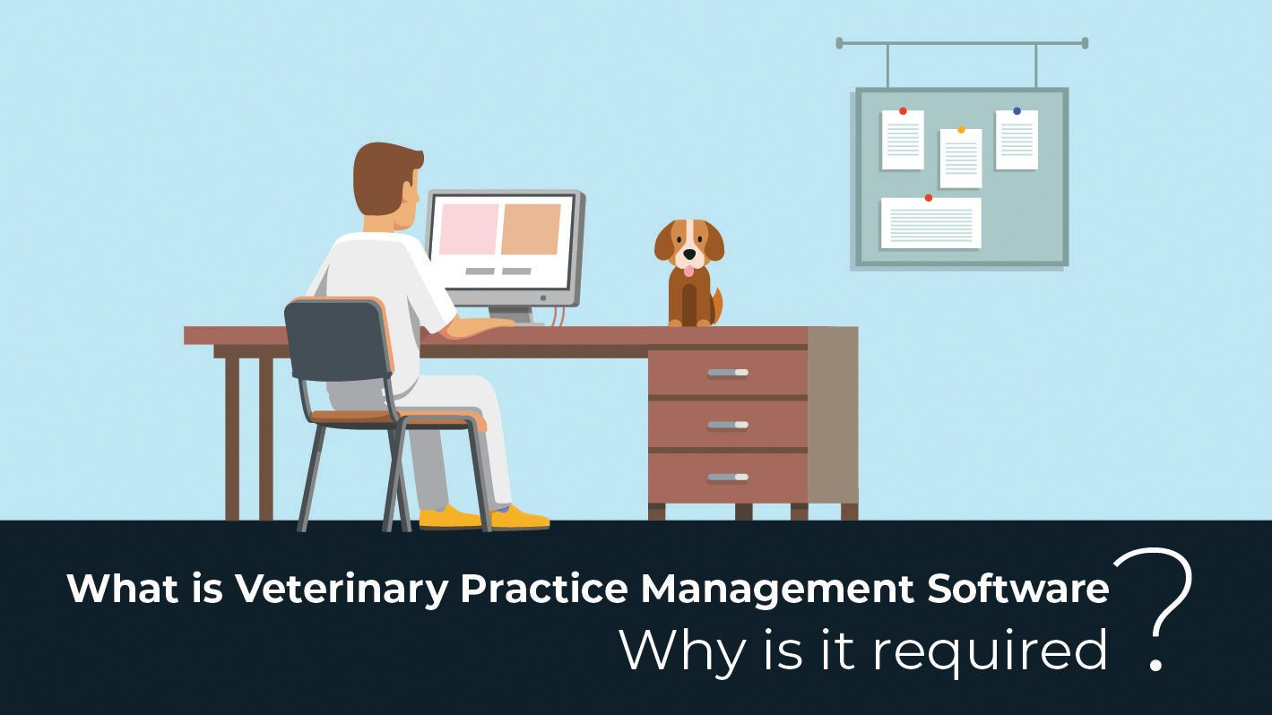 What is a Veterinary Practice Management Software and why is it required?